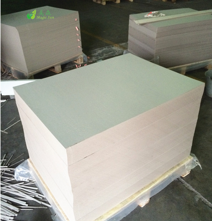 1.2mm 1.5mm 2.0mm gray Book Binding Cover Material