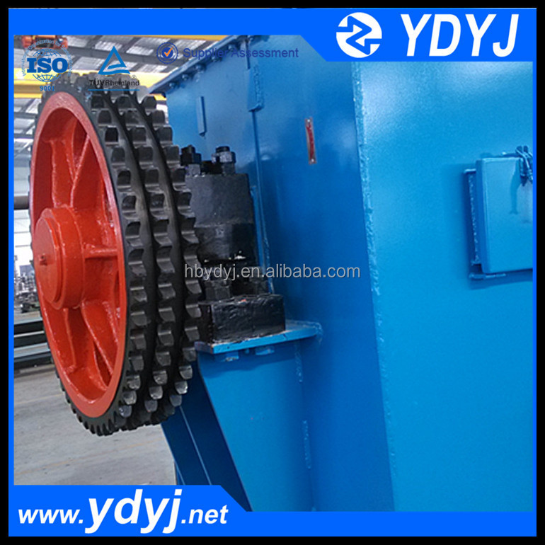 Wear resistance high precision gear wheel for conveyor equipment
