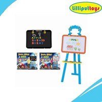 Kids plastic easel drawing board toys