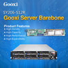 Gooxi New Product Hot-swap Intel Xeon E3 V3 2u 6 nodes 12 bay blade server