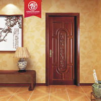 swing door frosted plastic Guangzhou wood door used barn door hardware