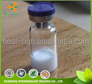 Vials of sterile powder ghrp 2 CAS:158861-67-7 raw powder peptide white powder ghrp2 Human Growth USA MIDDLE EAST HOT