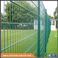 Powder Coated Double Wire 2d Decorative