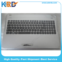 Wholesale For Samsung Q530 Q430 Q330 Notebook Keyboard with Topcase laptop spare parts