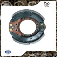 truck spare parts hino truck drum brake with ISO/TS16949 certificate