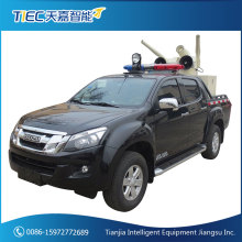 Airport fireworks lightning bird repellent vehicle