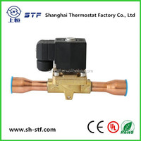 FDF MG Solenoid Valve for Suction Liquid Hot Gas