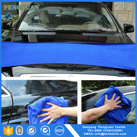 car wash microfiber cloth with private label