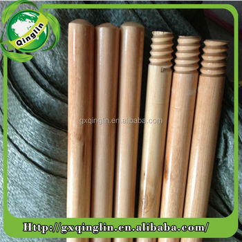 high quality varnished wooden stick, painted wooden stick, painted wooden dowels