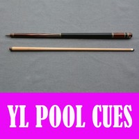 12 maple pie shaft pool cue, high quality cue shaft, stock cue