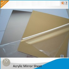 Factory direct sale unbreakable polycarbonate mirror sheeting