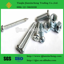 low price high quality best selling stainless bolts/nuts/screw for different applications black/plain/chrome plated/galvanize