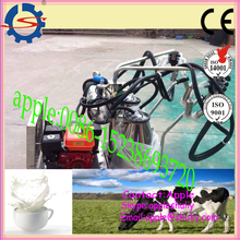 New type portable cow milking machine