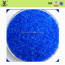 Color Change Indicator Desiccant Hydrophobic Silica Gel Beads