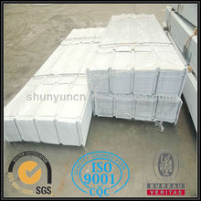 building material corrugated floor deck plate