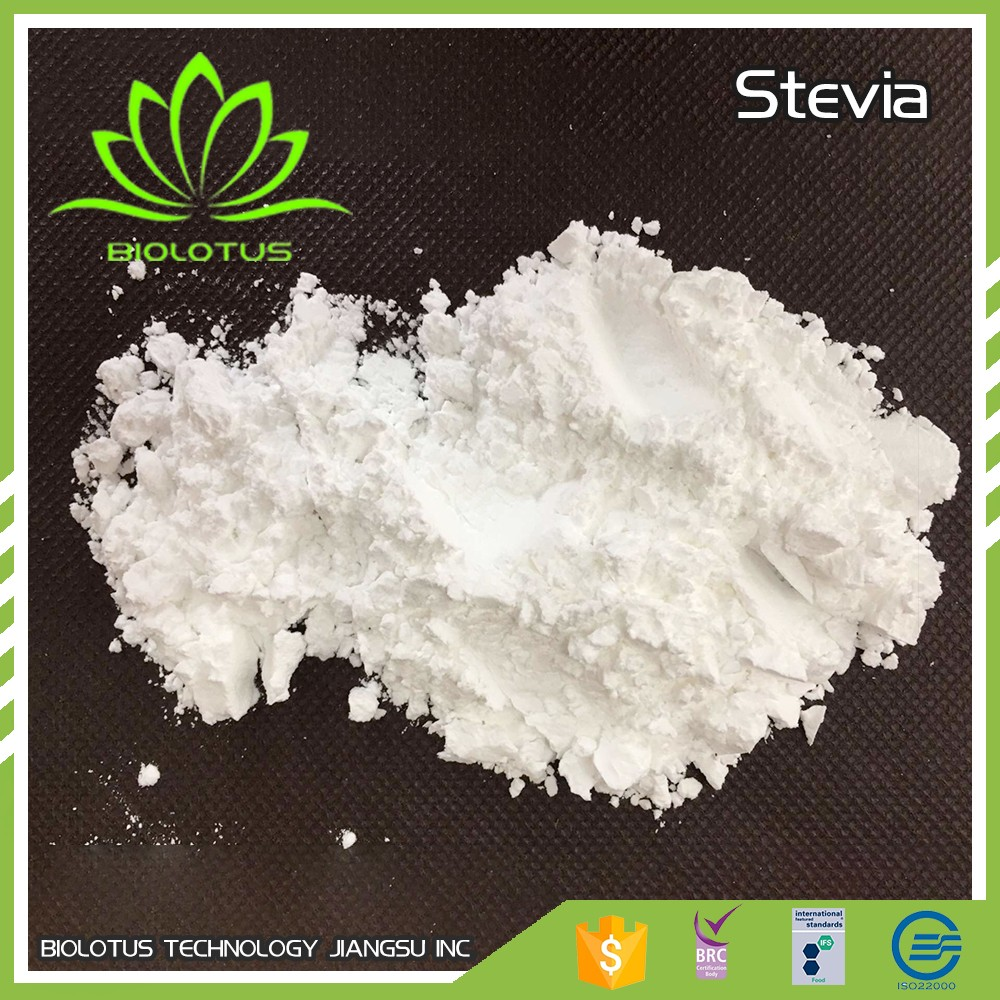 Pure Stevia leaf extract steviol glycosides