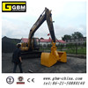 3t Excavator Hydraulic Clamshell Grab For