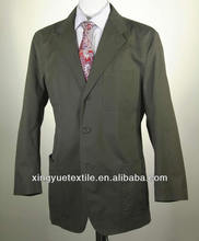 Olive casual suit/leisure jacket/blazer