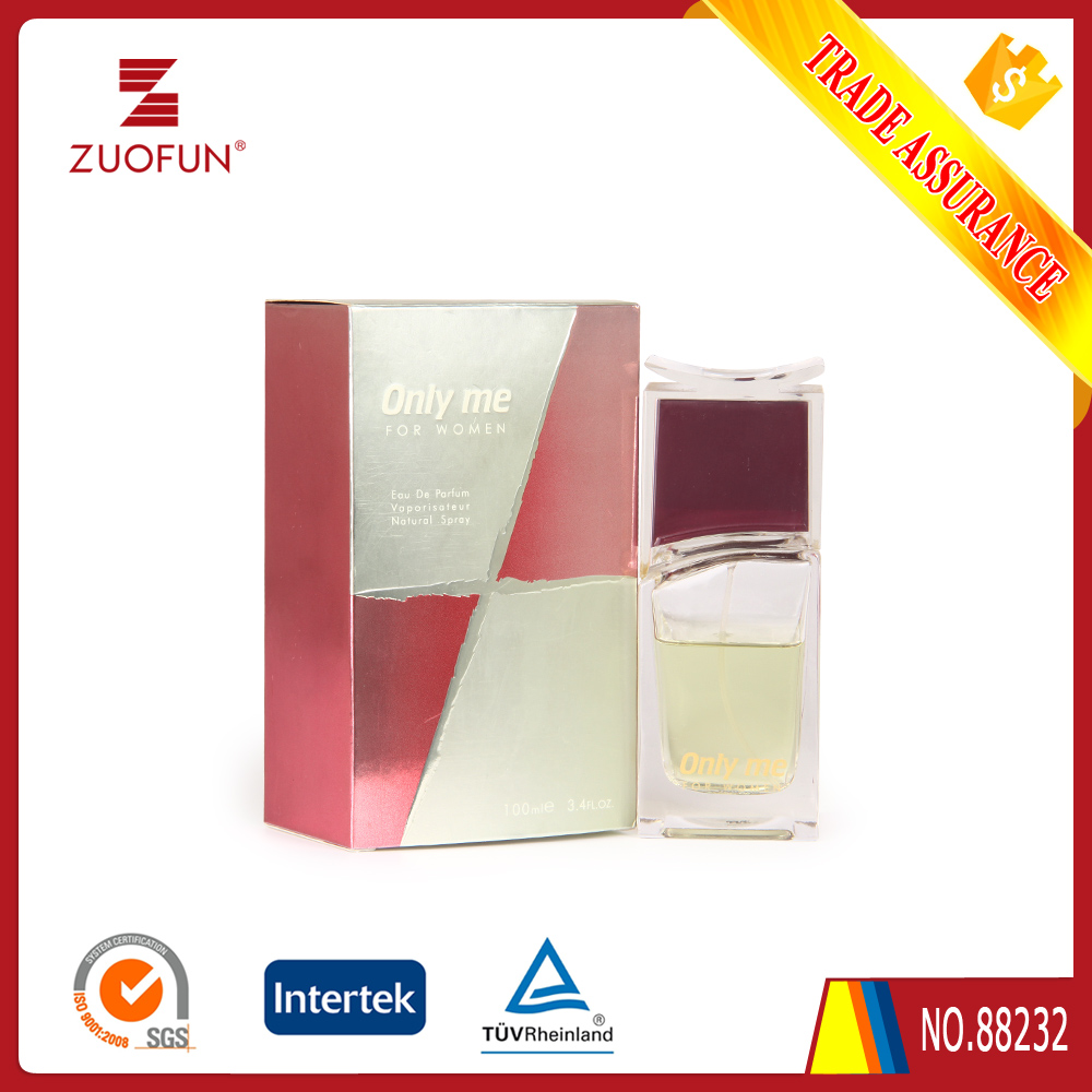 100ml Only Me Wholesale Perfume With Good French Fragrance And Ladies Perfume