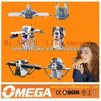 Alibaba HOT !! OMEGA pastry filling machine OMJ-420/520/600 ( manufacturer CE&ISO9001)