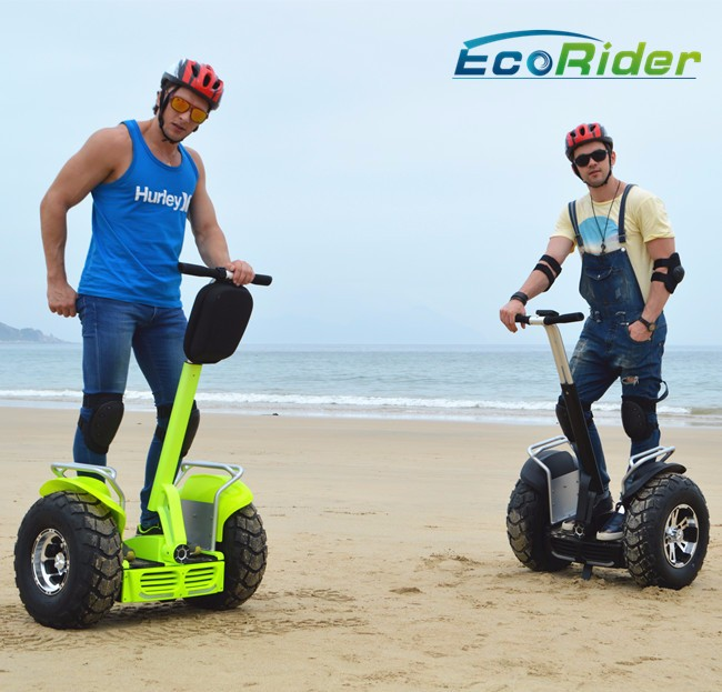 4000W Self-Balancing Electric Smart Chariot Scooter Off-Road with Big Tires Wheel