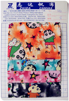 japanese cute cartoon printed fabric for children kids school bags