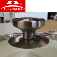 DZ-131-1 stainless steel knob handle for cookware