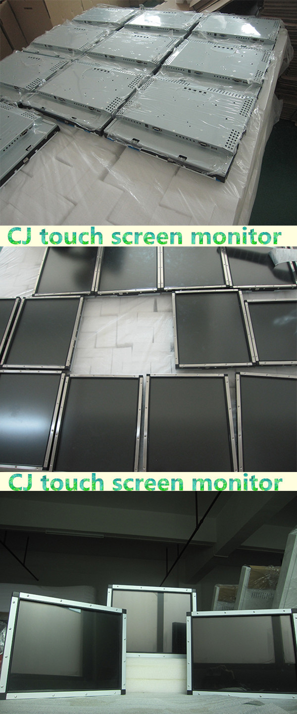 17 inch elo monitor elo touch monitor , 17inch industrial open frame LCD monitor