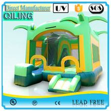 qiling excellent quality party game 4-in-1 inflatable bouncer for promotion