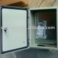 Wall Mounting Steel Enclosure