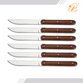 BSCI Yangjiang Factory sale Laguiole attitude steak knives