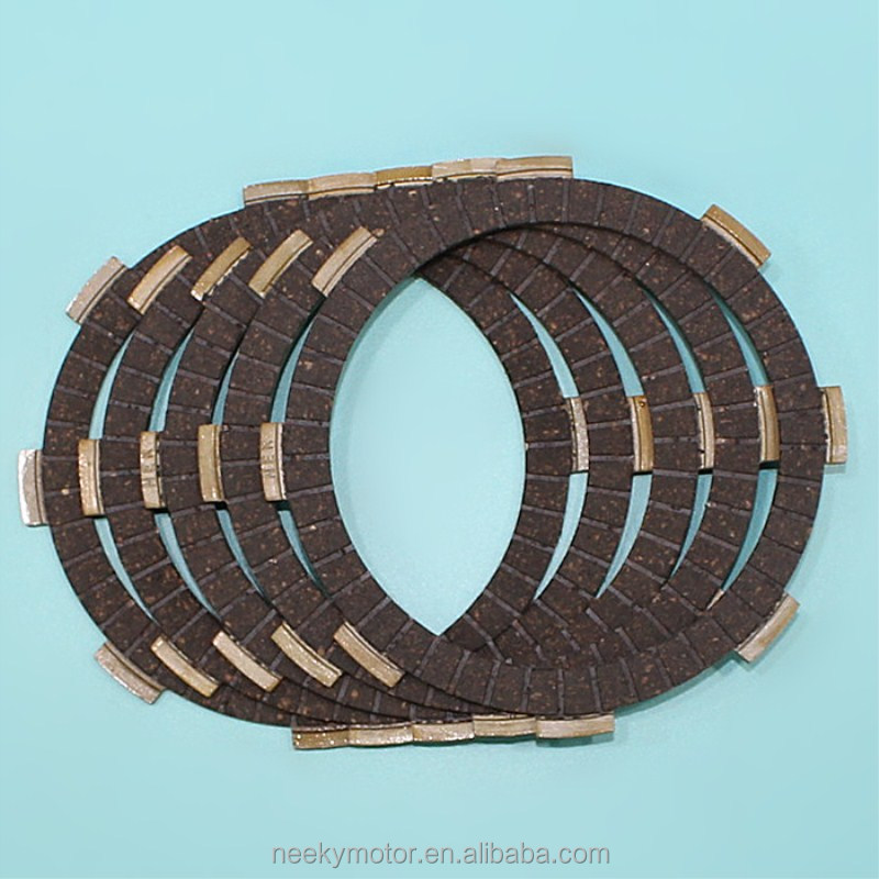 NEEKY High Quality Motorcycle Spare Parts Clutch Plate Price for CG125