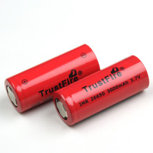 Trustfire IMR26650 3000mAh imr big battery mod e-cigarette 60A discharger rechargeable li-ion battery