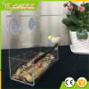 Wholesale Large house Window Bird Feeder for acrylic window bird feeder with two strong suction cups