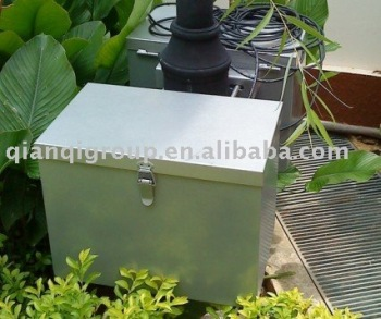 Metal Enclosure Fixture/metal cabinet