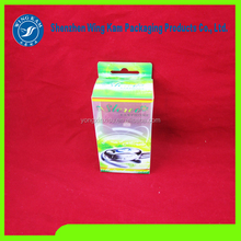 Quality Plastic China Manufacture Client's Order Box Packaging