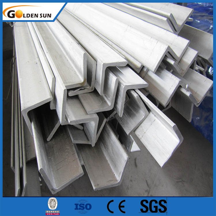 Hot Rolled High Quality MS Black Steel Angle Iron