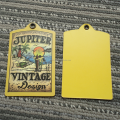 Custom High Quality Hang Tag Label Hang Tag String