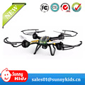 Drone Kit 2.4G 4CH 6 Axis Gyro Professional Propel UFO RC Quadcopter with WIFI FPV 0.3MP