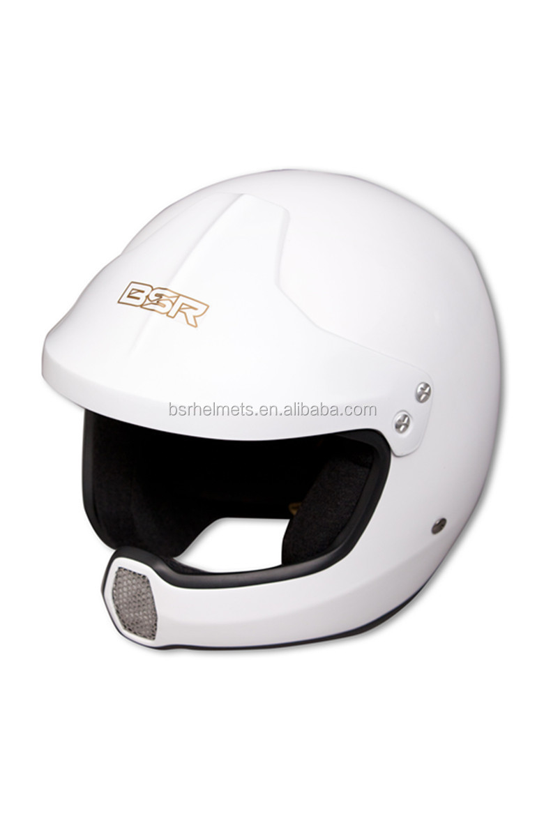 Composite Helmet for car rally race with SNELL SAH2010 standard