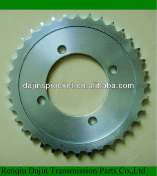 High quality motorcycle rear sprocket