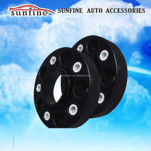 auto universal aluminum alloy billet car wheel spacer/ adapter 5x114.3