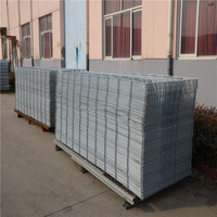 4x4 galvanized steel welded wire mesh panels