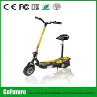 Hotsale Electric Scooter with Pedals Gofuture With CE FCC ROHS KC Certification