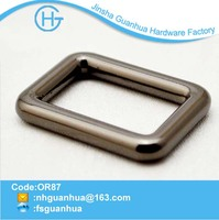 Bag strap fix buckle metal buckles for straps
