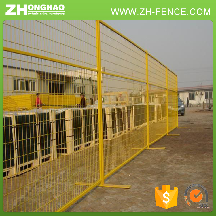 Anti-Corrosion Decorative Temporary Fence Panels