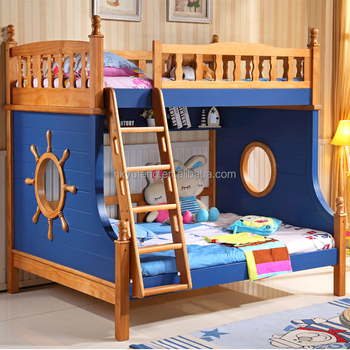 Double Bunk Bed Twin Bunk Bed For Children
