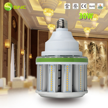 30W UL IP64 LED Corn bulb, E26 E39 Corn Bulb,30W dust-proof LED Corn lamp 360 degrees illumination