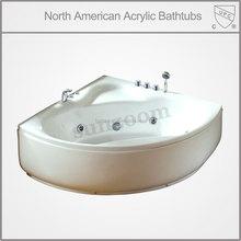 cUPC 150cm bathtub,sex massage spa hydromassage bathtub,upc tub