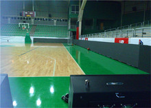 p10 p16 led screen panels full color led message display basketball perimeter LED screen board indoor